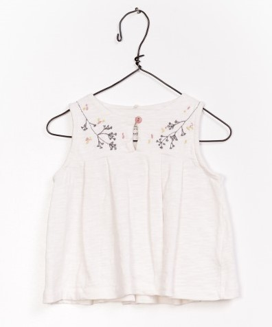 Embroidered Tank Top 3-6m
