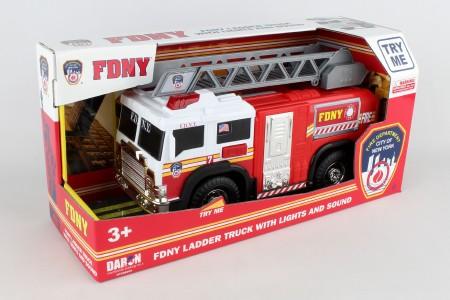 "FDNY Ladder Truck 11.5"""