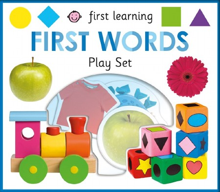 First Learning First Words Play Set