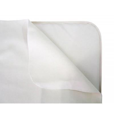 Flat Waterproof Crib Mattress Pad