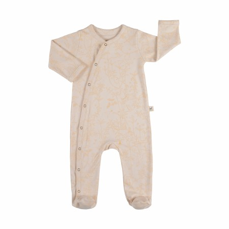Footie The Canopy Pink 3-6m