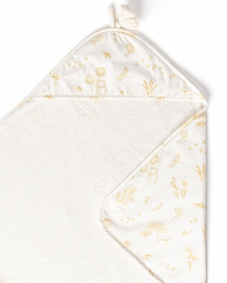 Hooded Towel Botanica