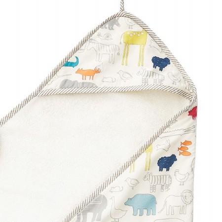 Hooded Towel FollowMe Elephant