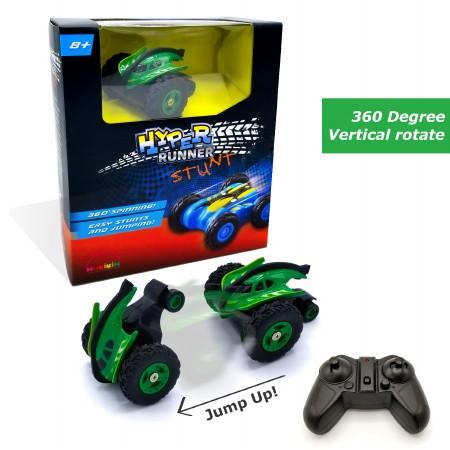 Hyper Runner Green Stunt