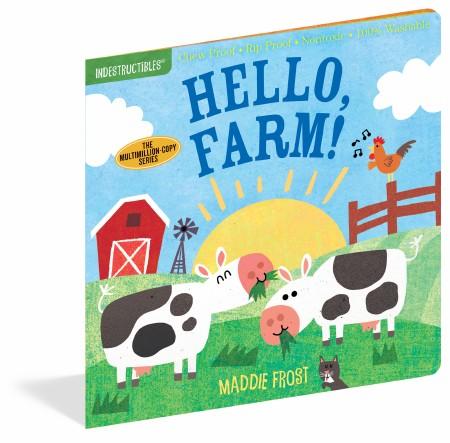 Indestructibles Hello Farm!