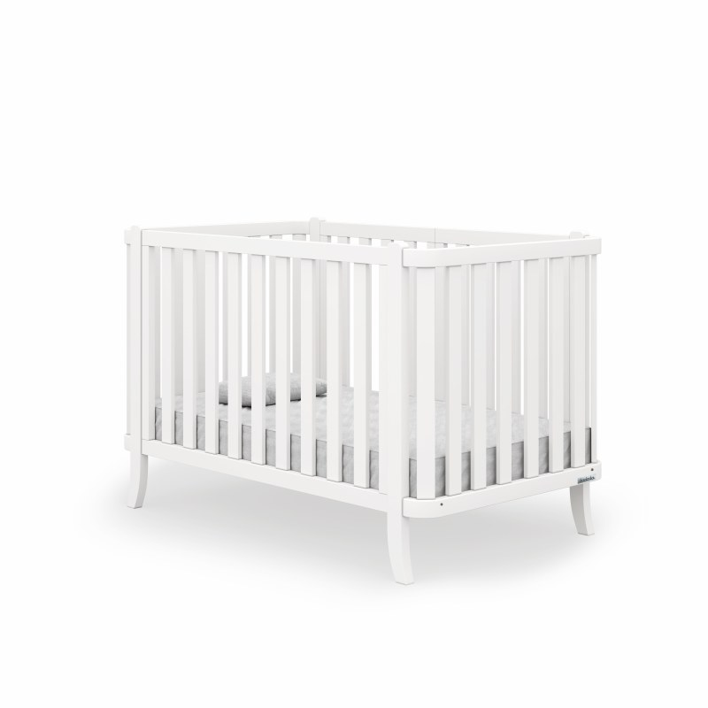 Manhattan Crib White Mini Jake