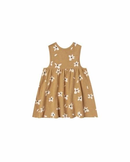 Layla Dress Hibiscus 3-6m