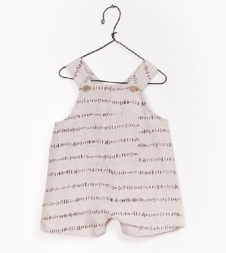 Linen Jumpsuit 6-9m