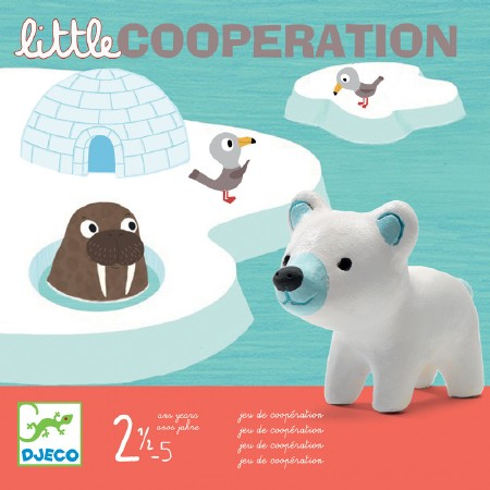 Toddlr Game - Lil' Cooperation