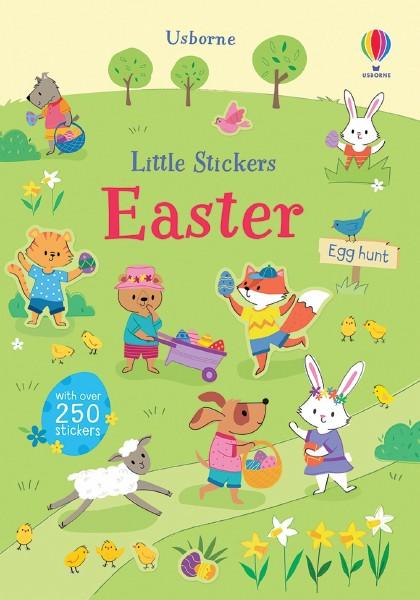 Little Sticker Book Easter