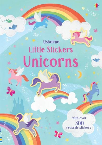 Little Sticker Book Unicorns