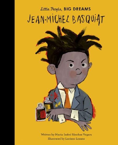 Little People, Big Dreams: Basquiat