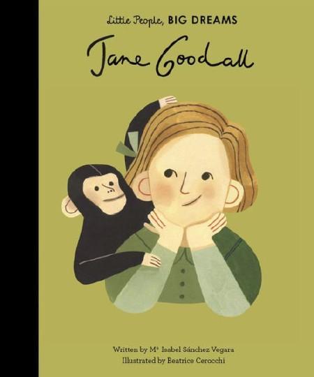 Little People, Big Dreams: Jane Goodall