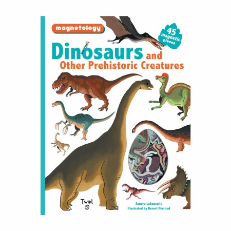Magnetology Dinosaurs & Other
