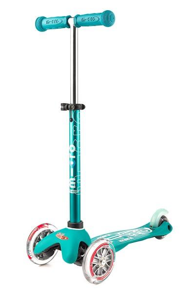 Scooter Mini Deluxe Aqua