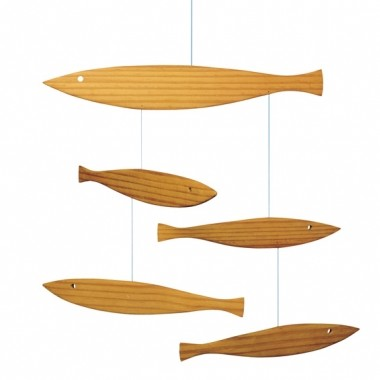 Mobile Floating Fish