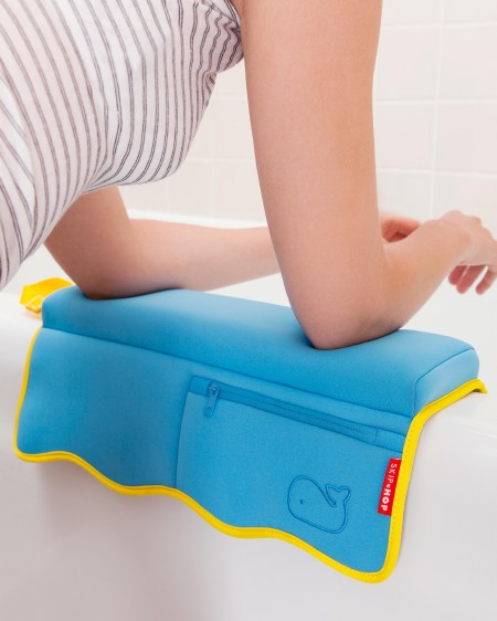 Moby Bath Elbow Rest Blue