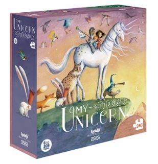 My Unicorn Puzzle- Glitter