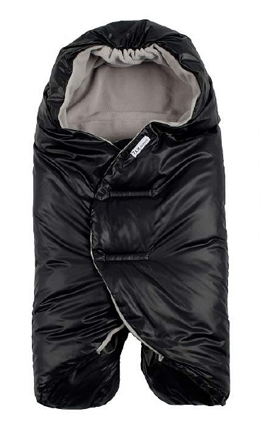 Nido Car Seat Wrap Black Small