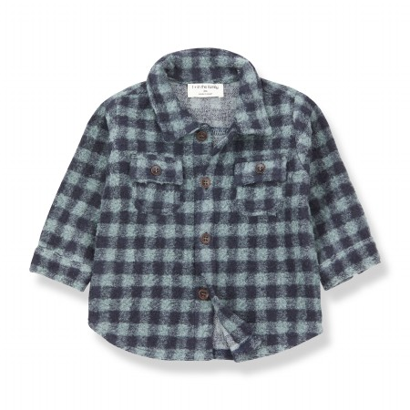 Pal Shirt Salvia 6-9m