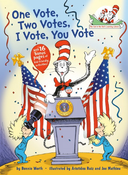 One Vote, Two Votes, I Vote, You Vote