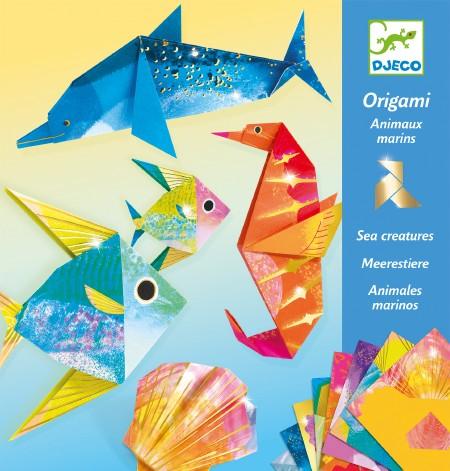 Origami- Sea Creatures