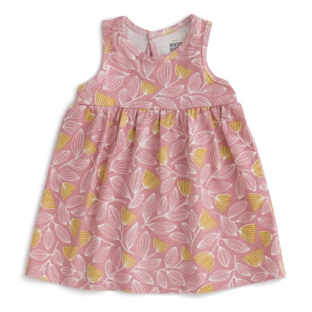 Oslo Dress Holland Pink 3-6m