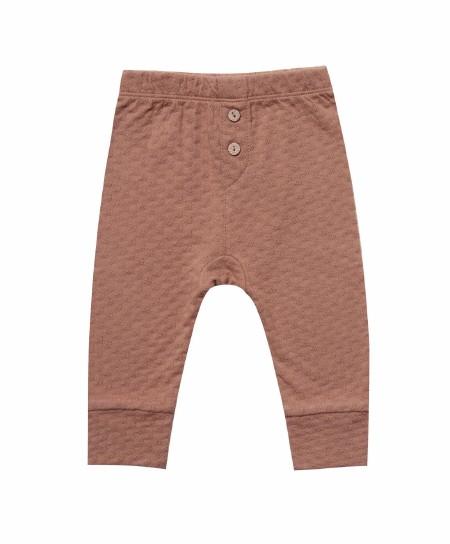 Pajama Pant Clay 6-12m