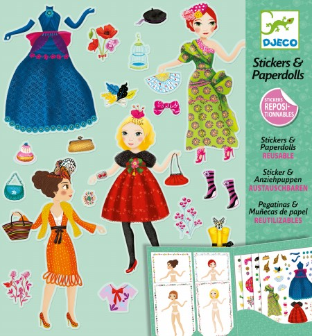 Paper Dolls Massive Fashion