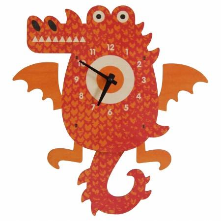 Pendulum Clock Dragon