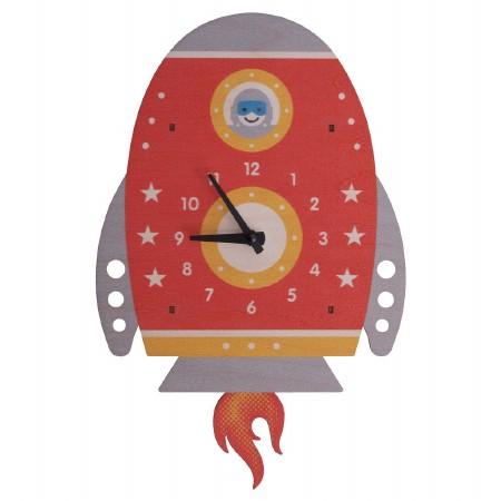 Spaceship Pendulum Clock
