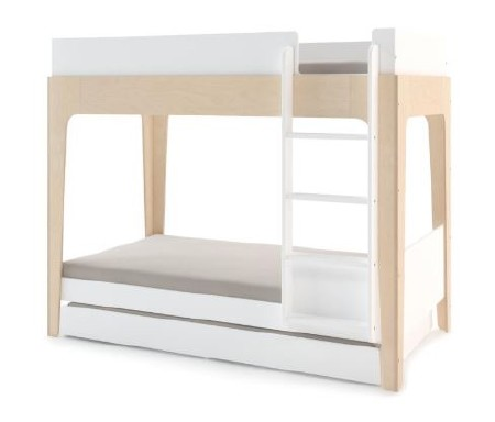 Perch Trundle Bed White