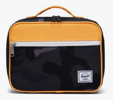 Pop Quiz LunchBox Night Camo/Orange