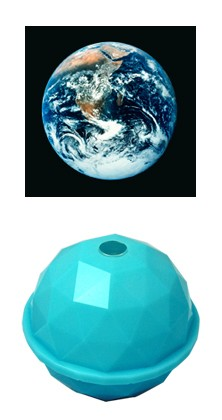 Projector Dome Planet Earth
