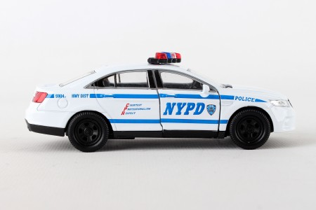 Pullback NYPD Ford Car