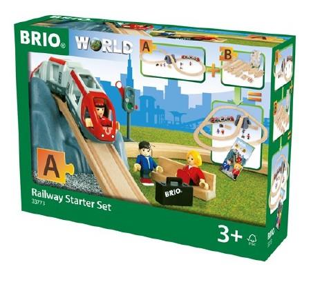 Railway Starter Set  A