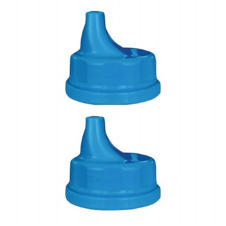 Sippy Cap Set 2pk Cobalt Blue