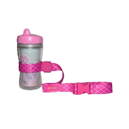 Sippy Strap Pink