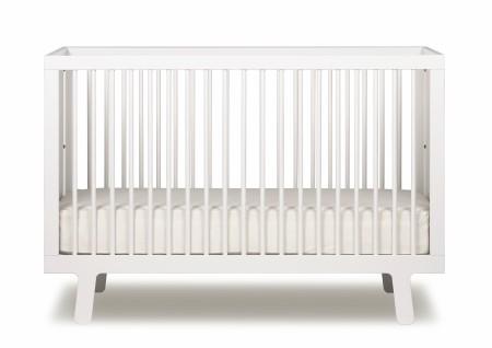 Sparrow Crib White