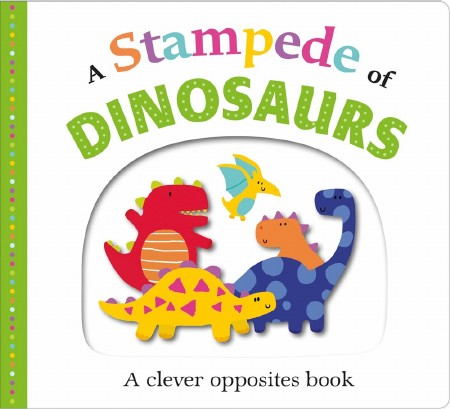 Stampede of Dinosaurs