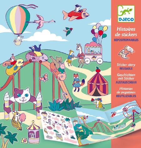 Stickers Stories- Fun Fair