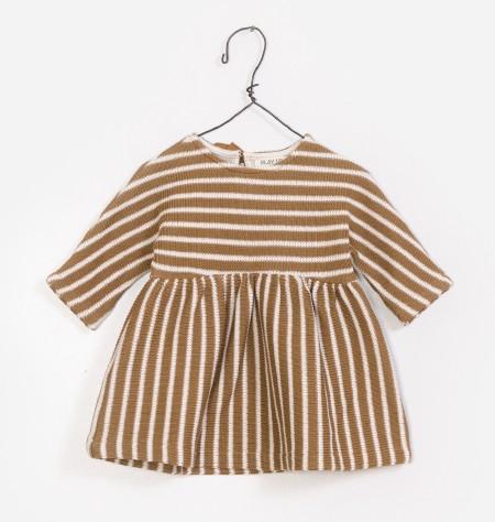 Striped Dress 9-12m