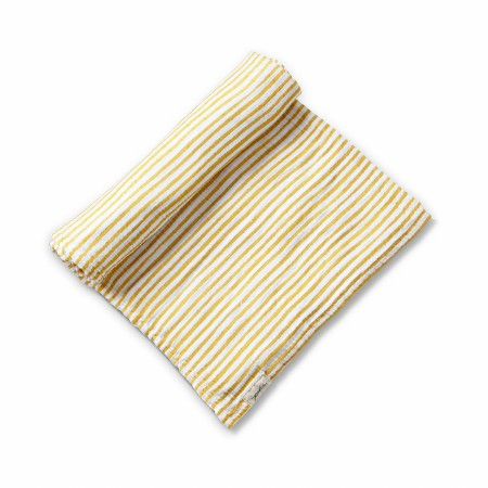 Swaddle Stripes Away Marigold