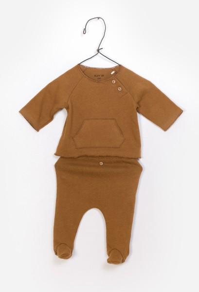 Sweater Set Mustard 6-9m