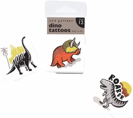 Temporary Tattoos Dino