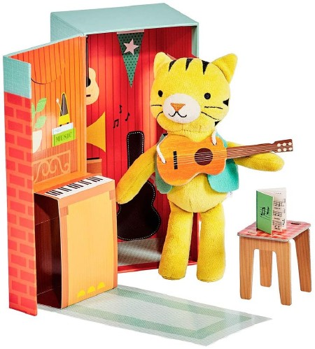 Theodore The Tiger Play Set