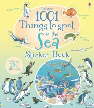 1001 Things to Spot in the Sea Sticker Activity Book