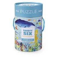 100pc Puzzle 36 Ocean Animals