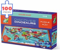 100pc Puzzle Discover Dinos