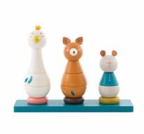3 Animal Stacking Toy